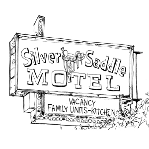 silver saddle motel